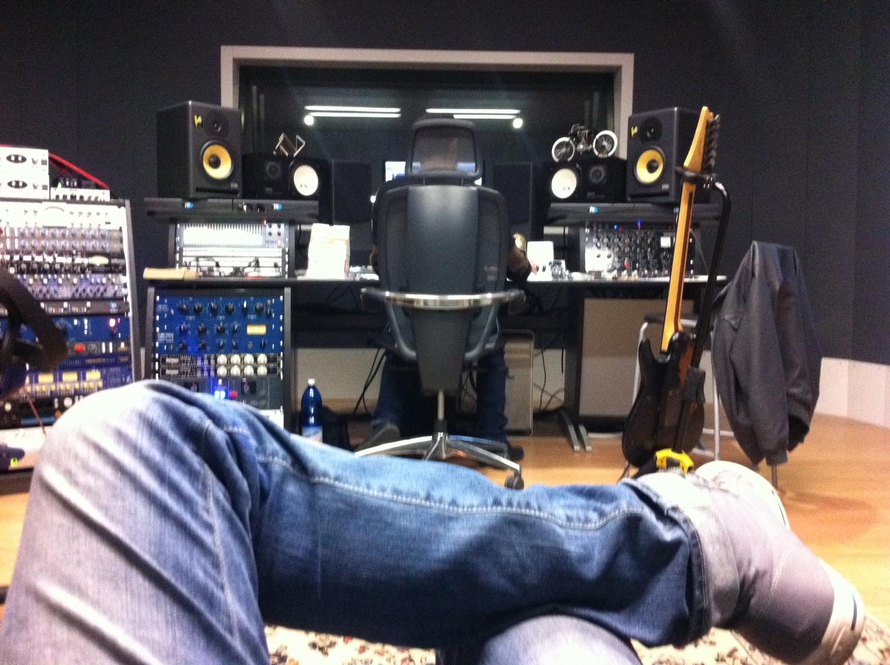 the sun recording studio album luce