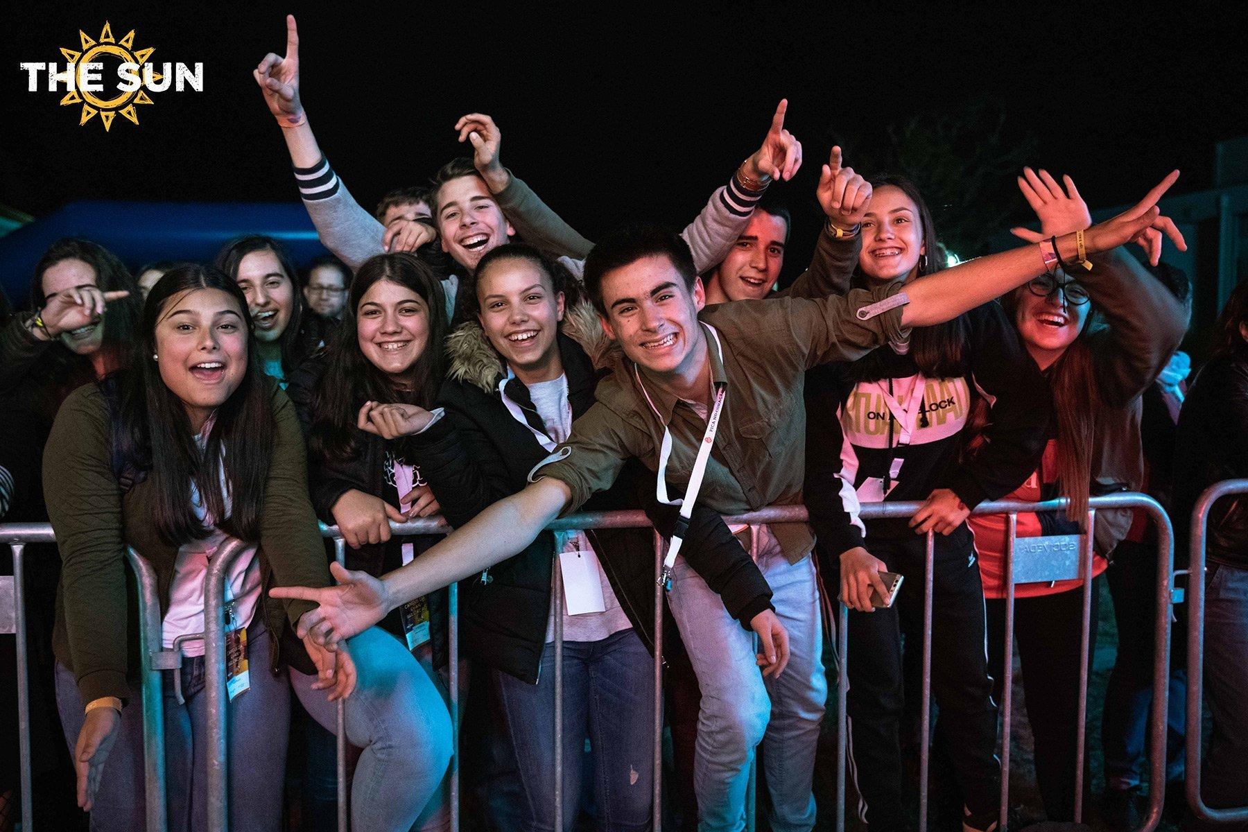 the sun rock band viana do castelo portogallo