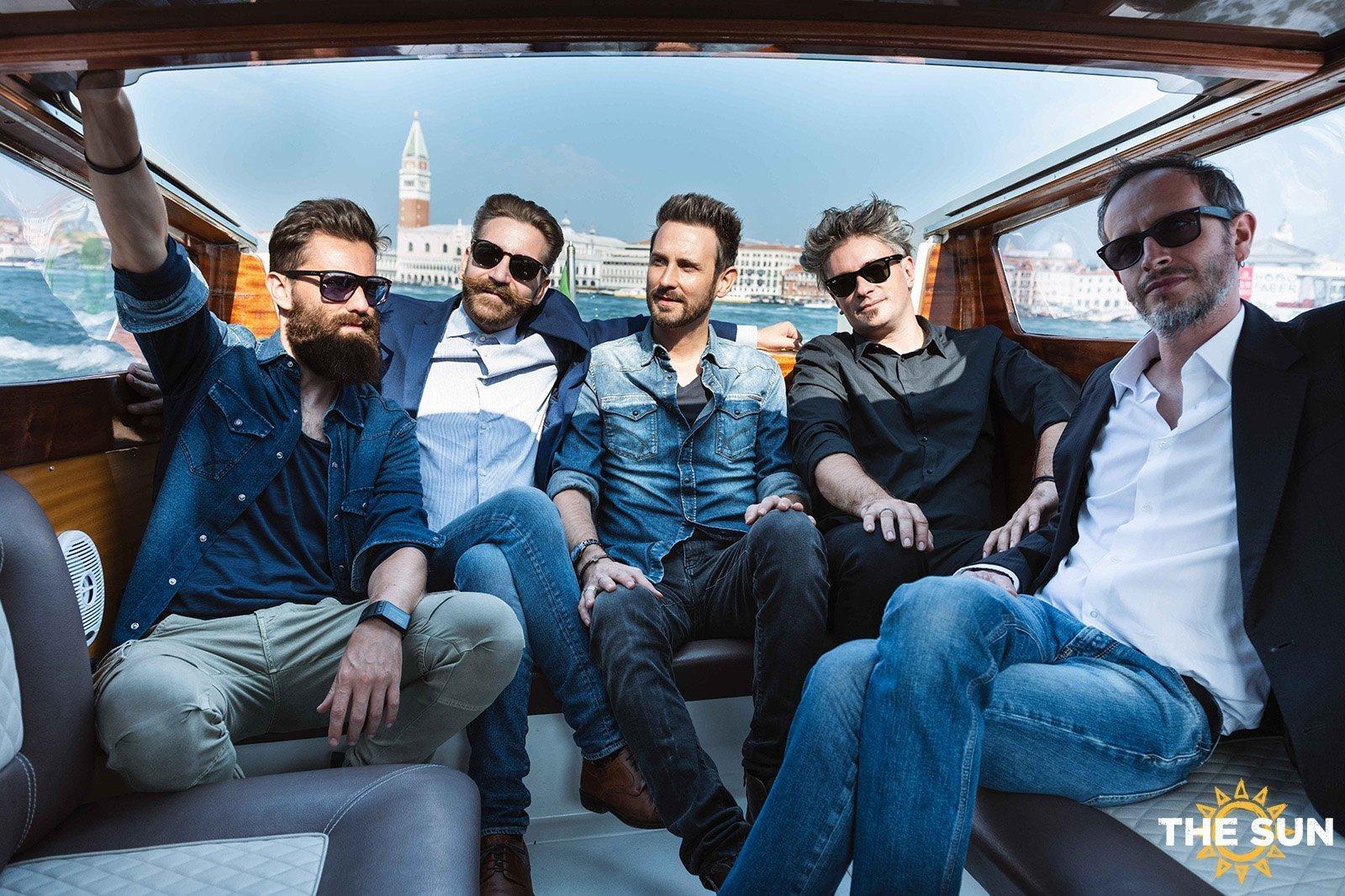 the sun rock band festival del cinema di venezia